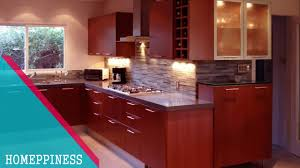 Red Kitchen Cabinets New Design 2017 20 Modern Cherry Red Kitchen Cabinets That You
