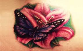 10 colorful butterfly tattoo designs for women gilscosmo com