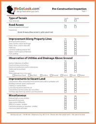 field report template 9 construction inspection report template progress report