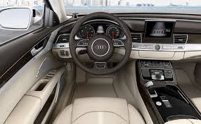 audi in car picker audi a8 interior images