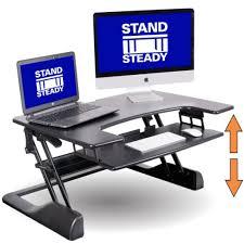 Computer Desks Black by Flexpro Precision 35