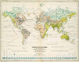 Map Of The World Art by Vintage World Map Clip Art Vector Images U0026 Illustrations Istock