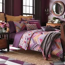 Purple Floral Comforter Set Purple Comforter Sets Purple Bedroom Ideas