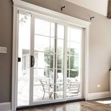 Glass Sliding Patio Doors Jeld Wen At Lowe S Windows Doors More