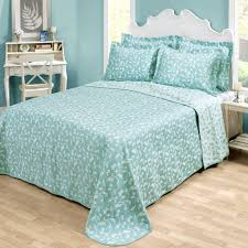 Green Matelasse Coverlet Chenille Bedspreads And Matelasse Bedding Touch Of Class