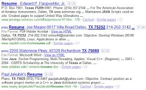 find resumes how to find resumes on the with boolean black