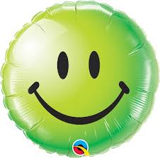 emoji birthday smiley faces single balloon balloons vancouver jc