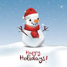 20 happy holidays vectors free vector graphics