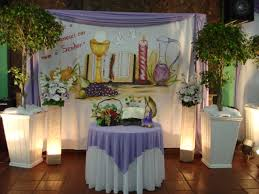 first holy communion table centerpieces create perfect first communion decorations beauty home decor