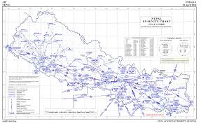 Map Nepal India by Nepal India Air Route Meet Uncertain Aviationnepal Com Aviation