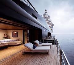 Best  Yacht Interior Ideas That You Will Like On Pinterest - Boat interior design ideas