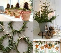 weihnachtsdeko natur handgdecor