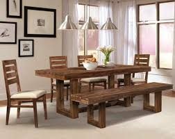 White Dining Room Table Sets Bench Table Kitchen New White Dining Table And Bench Tags Amazing