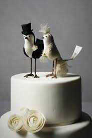 birds wedding cake toppers cake topper bird cake topper bhldn 2066859 weddbook