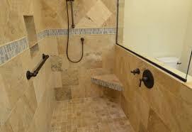 shower prodigious glass block doorless walk in shower remarkable