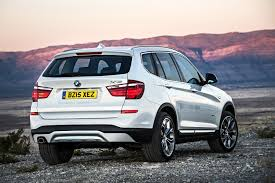 bmw x3 estate 2011 2017 features equipment and accessories