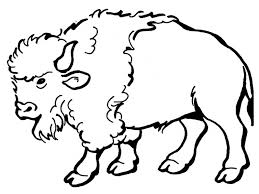 top 80 bison clip art free clipart image