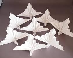 Origami Wedding Cake - origami cards etsy