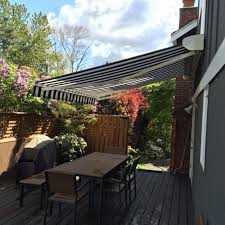 Freestanding Awning Seattle Awning Awnings In Seattle Rainier Shade Gennius A2c