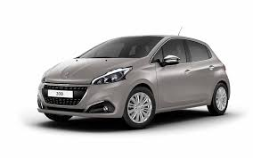 peugeot grey 208 allure sinclair peugeot