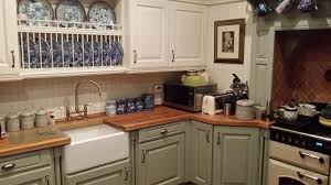 remodeling your kitchen cabinets with using painted kitchen