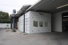 Spray Booth Ventilation System Custom Spray Booths Relyon Technologies Blog Part 2