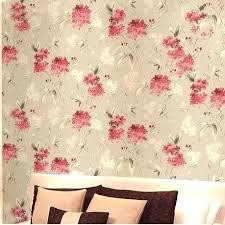 modern floral wallpaper design vibrant design modern floral