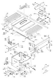 craftsman 10 inch table saw motor delta 34 670 parts list and diagram type 2 ereplacementparts com