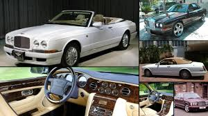 1999 bentley azure bentley azure all years and modifications with reviews msrp