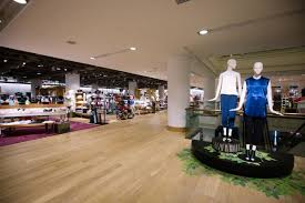 downtown nordstrom hits halfway point with remodel seattle refined