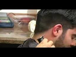 hair under ears cut hair how to cut men s hair how to cut hair around men s ears youtube
