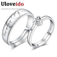 day rings 15 heart adjustable engagement rings s day