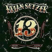 13 brian setzer album