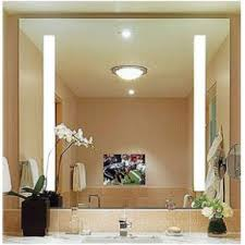 electric mirror fusion fus2836 bathroom fixtures lighted mirror