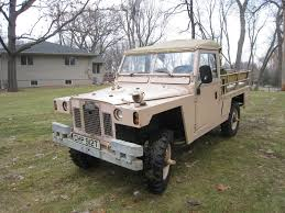 land rover military defender 1978 land rover military series 109 lightweight not defender