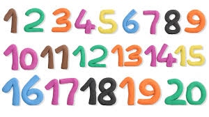 play doh numbers 1 20 learn numbers 1 20 number song kids