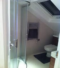Bathroom In Loft Conversion Portfolio Newman Construction Company Beautiful Kitchen Design