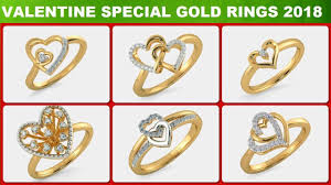 love rings designs images Valentine special gold rings valentine 39 s rings for girlfriend jpg