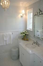 Beveled Subway Tile Shower by Bathroom Ideas Subway Tile Bathroom From Classic To On Budget