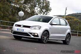 2015 volkswagen polo gti review video performancedrive
