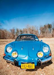 renault alpine classic dreams of blue 1975 renault alpine a110 berlinette motor trend