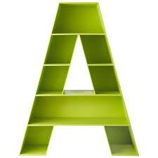 childrens book shelves bücherregal aus holz b 130 cm grün kid bookshelves kids