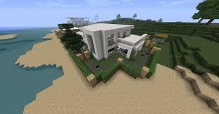 modern house minecraft minecraft modern house map 1 8 1 7 10 1 7 2 1 6 4 minecraft