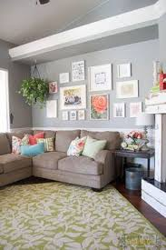 the trick to mixing prints in your home green living rooms