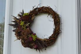 grapevine wreath diy grapevine wreath for fall the weathered fox