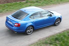 review skoda octavia rs the truth about cars