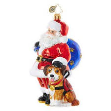 charity ornaments christopher radko ornaments