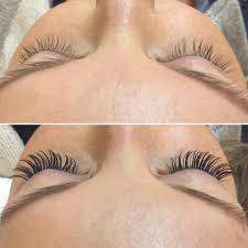 eyelash extensions professional lash art mist day spa