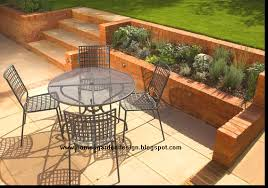 Patio Retaining Wall Pictures Download Patio Wall Ideas Garden Design