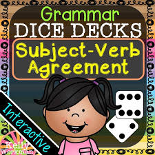best 25 subject verb agreement ideas on pinterest subject and